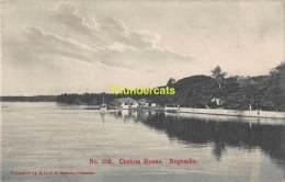 CPA CEYLAN CEYLON SRI LANKA  CUSTOM HOUSE NEGOMBO - Sri Lanka (Ceylon)