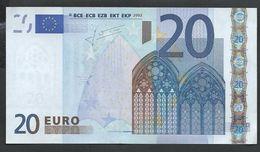 """Greece  """"Y""""  20  EURO GEM UNC! Trichet Signature! Printer N003D2  UNC! - EURO"""