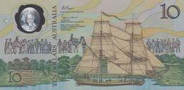 AUSTRALIE - 10 Dollars Type 1988 - Neuf - Mint - SUP - TEN DOLLARS - Australia