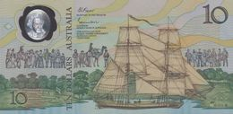 AUSTRALIE - 10 Dollars Type 1988 - Neuf - Mint - SUP - TEN DOLLARS - Australie