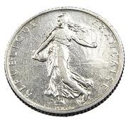 1 Franc  - Semeuse  - France - 1911 - Argent  - TB+ - - H. 1 Franc