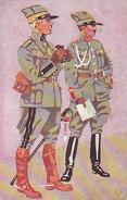 Oberstdivisionär & Kavallerie-Hauptmann      (P-56-50707) - Matériel
