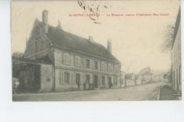 SAINT SEINE L'ABBAYE - La Brasserie , Maison D'Habitation - Rue Carnot - France