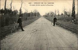 72 - CIRCUIT DE LA SARTHE - Courses De Voitures - LA FOURCHE - France