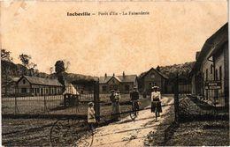 INCHEVILLE (76) La Forêt D'Eu - La Faisanderie - Très Rare - Très Belle Carte Postée - Frankrijk