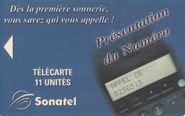 SENEGAL - Presentation Of Number, Tirage 20000,Sample No Chip And No CN - Senegal