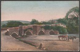 Lostwithiel Bridge, Cornwall, 1906 - Frith's Postcard - Other
