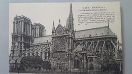 75  PARIS, Cathédrale Notre-Dame, (L. Boisson) - Notre Dame De Paris