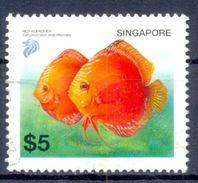 SINGAPORE   (CWER 149) - Singapour (1959-...)