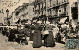 49 - CHOLET - Marché Au Beurre - Cholet