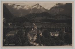Reichenau Totalansicht - Photo: Frei & Co. - GR Grisons