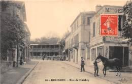 92 - HAUTS DE SEINE / Plessis Robinson - Rue De Malabry - Beau Cliché - Le Plessis Robinson