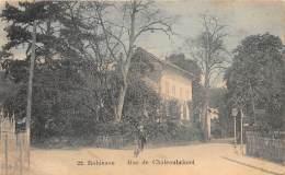 92 - HAUTS DE SEINE / Plessis Robinson - Rue De Chateaubriand - Le Plessis Robinson