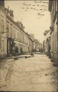 49 - SEGRE ? - Carte Photo Crue 1904 - Segre