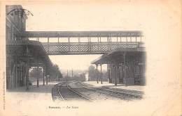 92 - HAUTS DE SEINE / Sceaux - La Gare - Beau Cliché - Sceaux