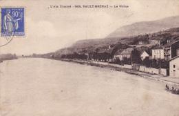 CPA - L'Ain Illustré : 0406 - Sault-Brénaz - Le Rhône - Andere Gemeenten
