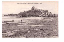 22 Saint Cast Bec Rond à Marée Basse - Saint-Cast-le-Guildo