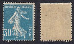 FRANCE Francia Frankreich  - 1925 - Yvert 192 Nuovo Con Gomma Discreta; 30 Cent., Blu, Semeuse. - Frankreich