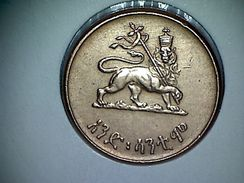 Ethiopie 1 Cent 1936-1944 - Etiopia