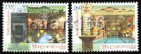 Hungary - 2012 - Health Tourism - Spas - 2nd Issue - Mint Stamp Set - Ungarn