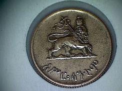 Ethiopie 10 Cents 1936-1944 - Ethiopie