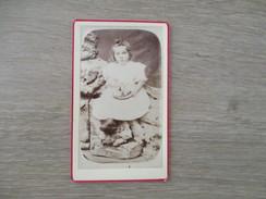 CDV   PETITE FILLE - Cartes De Visite