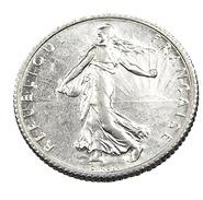 1 Franc  - Semeuse  - France - 1919 - Argent  - Sup - - H. 1 Franc