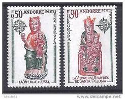 ANDORRE - N° 237 / 238  **  - Cote : 55  € - Nuovi