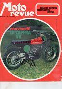 MOTO REVUE - REVUE 9-02-1973- N° 2111-CHOPPER SUZUKI- VESPA PARIS 60 RUE BRANCION- MONTESA CAPPRA-AUVOURS-GRENOBLE- - Moto