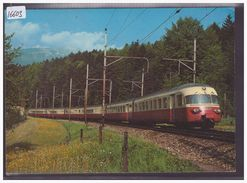 CPM - GRÖSSE 10x15cm - BAHN - TRAIN - TRANS EUROP EXPRESS - TB - Andere