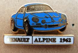 Magnifique Pin's Alpine Renault - Renault