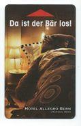 Hotel Keycards - Hotel ALLEGRO Bern - Hotel Keycards