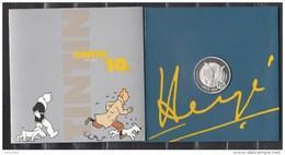 Belgie Belgique 2004,Kuifje Tintin Munt Coin 10 Euro 2004,(L3093) - Belgique