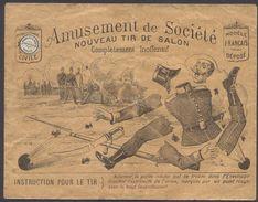 Enveloppe - Amusement De Société - Nouveau Tir De Salon - Unclassified