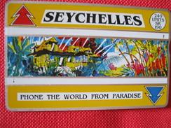 Télécarte Des Seychelles - Seychelles