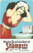 Germany - Schwarzkopf - Shampoon (1907) - O 0066 - 01.94, 6DM, 5.000ex, Used - O-Serie : Serie Clienti Esclusi Dal Servizio Delle Collezioni
