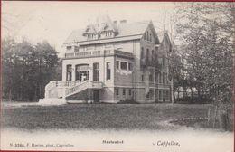 Kapellen Cappellen Mastenhof Kasteel Hoelen 3266 (zeer Goede Staat) 1907 - Kapellen