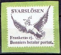 SWEDEN #  SVARLÖSEN STAMPS - Schweden