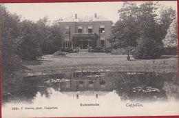Kapellen Rubensheide Kasteel Hoelen Cappellen 1021 Kasteel 1907 (zeer Goede Staat) - Kapellen