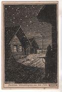 Nr.  8652, Herzliche  Weihnachtsgrüße Aus Dem Felde - Guerre 1914-18