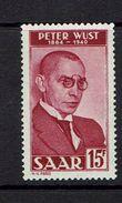 SAAR...1950...MNH...Scott #221 - 1947-56 Protectorate