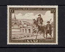 SAAR...1951...MNH...Scott #227 - 1947-56 Protectorate