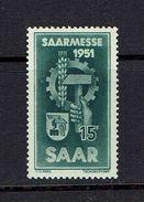SAAR...1951...MNH...Scott #228 - 1947-56 Protectorate