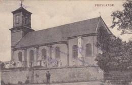 Freylange, Eglise, Circulé En 1912 (pk36732) - Arlon
