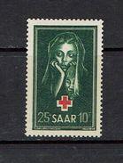 SAAR...1951...MNH...Scott #B-82 - Unused Stamps