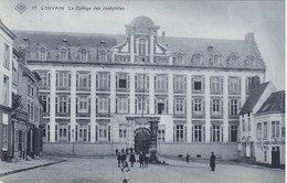 Louvain - Le Collège Des Joséphites (animation, SBP, 1909) - Leuven