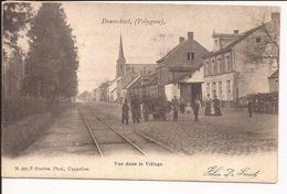 BRASSCHAET (Polygone): Vue Dans Le Village (vroege Hoelen- Kaart, Nummer 277) - Brasschaat