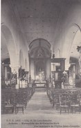 Aalbeke, Aelbeke, Binnenzicht Der St Cornelius Kerk (pk36735) - Kortrijk