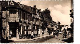 CAROLLES ... ROUTE DE LA PLAGE .. TABAC BAR E. LANDRON .. RESTAURANT L'OASIS - Sonstige Gemeinden