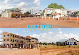 Guyana, Georgetown, South America - Lethem - Otros